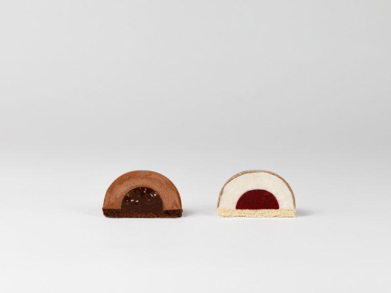 Bernhard & Bianca - zwei neue Eistörtchen aus dem N'Eis-Eisdessert-Sortiment