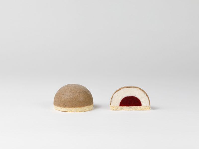 Bianca - Ein N'Eistörtchen mit Milchreis und Kirsch-Zimt-Kern