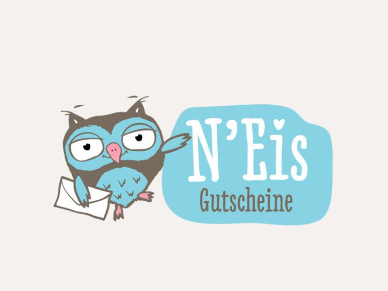 N'Eis-Gutscheine