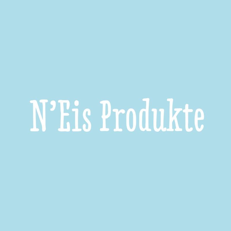 N'Eis-Produkte gibts im N'Eis Webshop