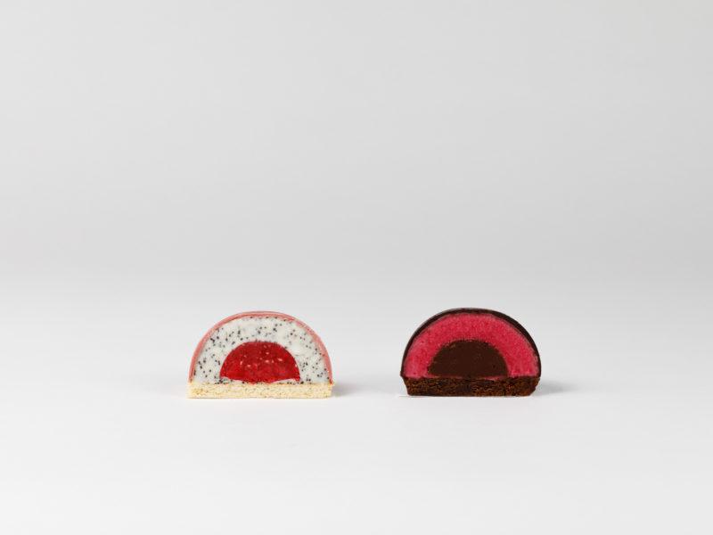 Ruby & Jack - zwei Eistörtchen aus dem N'Eis-Dessert-Sortiment